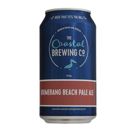 Coastal Boomerang Beach Pale Ale