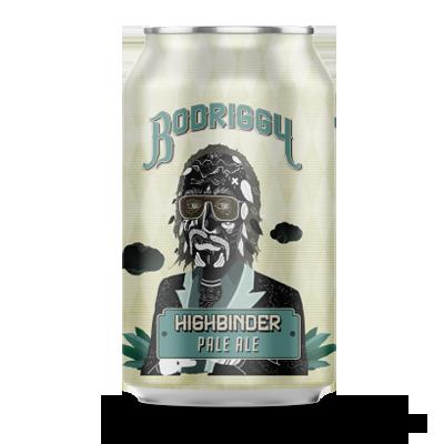 Bodriggy Highbinder Pale Ale