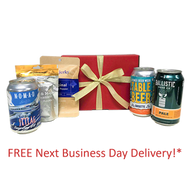 Next Day Beer Hamper with Free Shipping