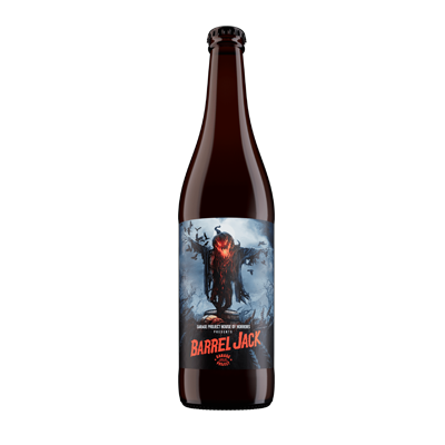 Garage Project Barrel Jack Pumpkin Ale (1 Bottle Limit)