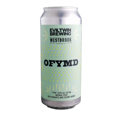 Westbrook  Evil Twin OFYMD Imperial Stout
