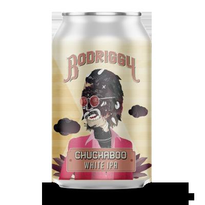Bodriggy Chuckaboo White IPA