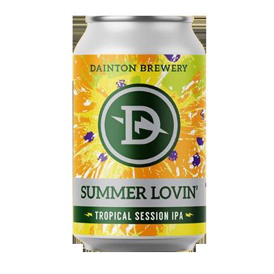 Dainton Summer Lovin Tropical Session IPA