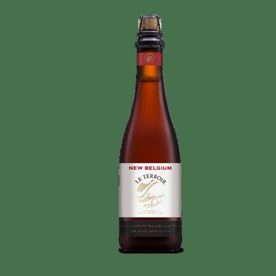 New Belgium Le Terroir Dry Hopped American Sour Ale 375ml