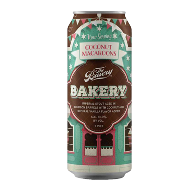 The Bruery Bakery Imperial Stout