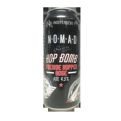 Nomad Hop Bomb Sour Gose