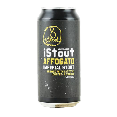 8 Wired iStout Affogato Imperial Stout (3 Can Limit)