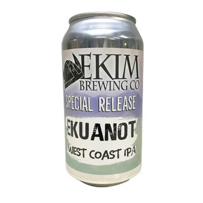 Ekim Ekuanot West Coast IPA (3 Can Limit)