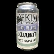 Ekim Ekuanot West Coast IPA (3 Can Limit)