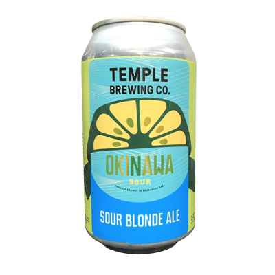 Temple Okinawa Sour 375ml Can