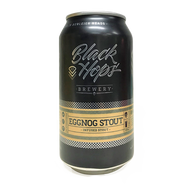 Black Hops Eggnog Stout (2 Can Limit)