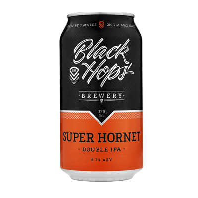 Black Hops Super Hornet Double IPA