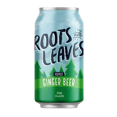 Fortitude Roots & Leaves Ginger Beer