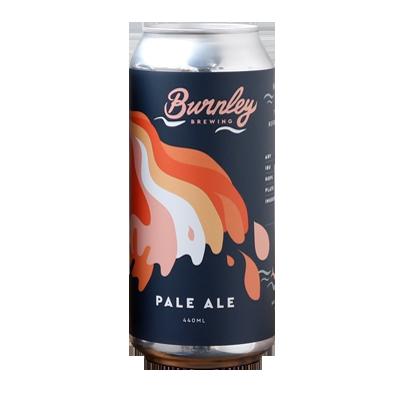 Burnley Brewing Pale Ale