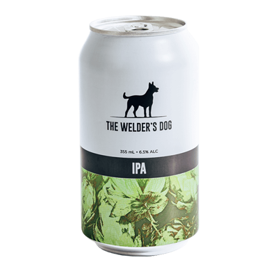 The Welder's Dog IPA