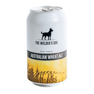 The Welder's Dog Australian Wheat Ale