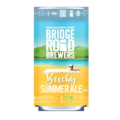 Bridge Road Beechy Summer Ale 330ml Can
