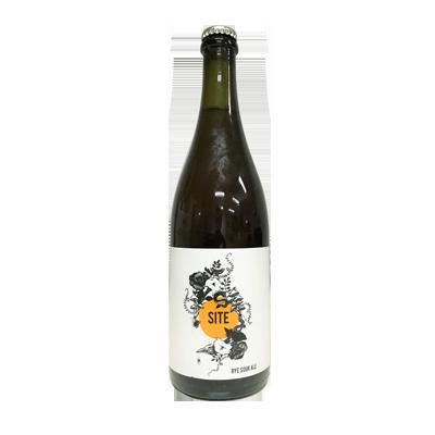 Hop Nation Site Rye Sour Ale (1 Bottle Limit)