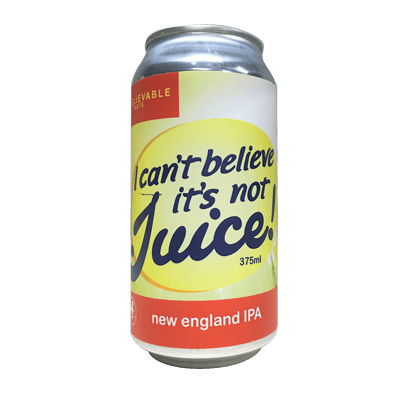 The Mill I Can't Believe It's Not Juice NEIPA