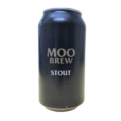 Moo Brew Stout 375ml Can