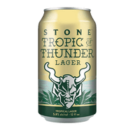 Stone Tropic of Thunder Lager