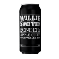 Willie Smith's Bone Dry Apple Cider 440ml Can