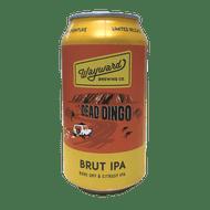 Wayward Dead Dingo Brut IPA