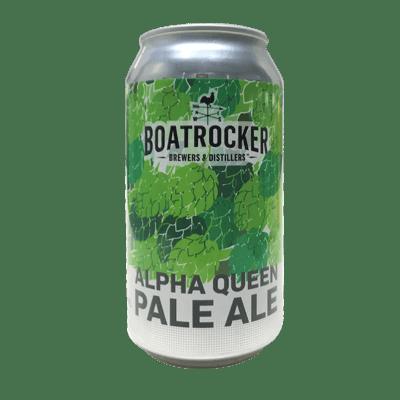 Boatrocker Alpha Queen Pale Ale 375ml Can