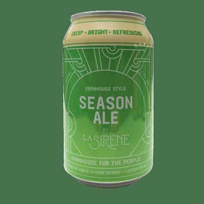 La Sirene Season Ale