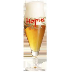 Lefebvre Hopus Beer Glass