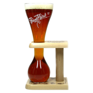 Pauwel Kwak Beer Glass