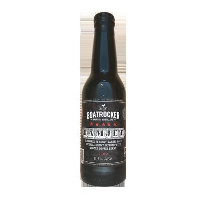Boatrocker Ramjet 2019 Imperial Stout  (1 Bottle Limit)