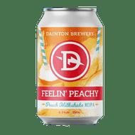 Dainton Feelin' Peachy Peach Milkshake NEIPA