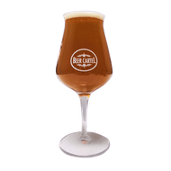 Beer Cartel Luigi Bormioli Birrateque Stemmed Glass