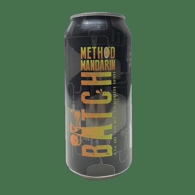 Batch Method Man-darin Sour Ale 440ml Can