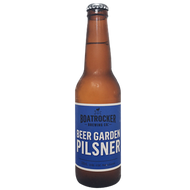 Boatrocker Beer Garden Pilsner