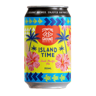 Stomping Ground Island Time South Pacific Ale