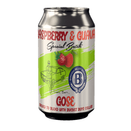 Barossa Valley Raspberry & Guava Gose