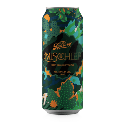 The Bruery Mischief Belgian Strong Ale (473ml Can)