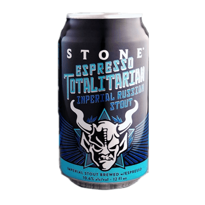 Stone Espresso Totalitarian Imperial Stout 2019