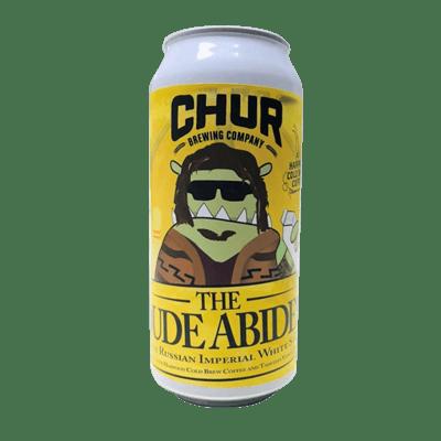 Chur The Dude Abides Imperial Stout