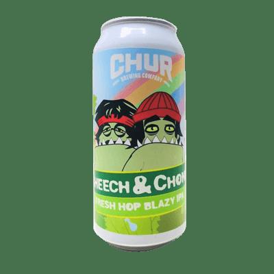 Chur Cheech & Chong Fresh Hop Blazy IPA 2019