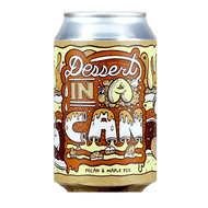 Amundsen Dessert In A Can Pecan and Maple Pie Imperial Stout