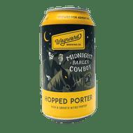 Wayward Midnight Barley Cowboy Hopped Porter Nitro 375ml Can