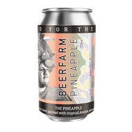 Beer Farm Pineapple Berliner Weisse (375ml Can)