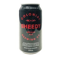 Colonial Bombers Sheedy Kolsch Ale