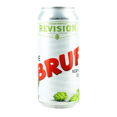 Revision The Bruff Hazy IPA