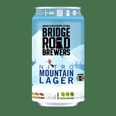 Bridge Road Nitro Mountain Lager