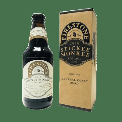 Firestone Walker Stickee Monkee 2018
