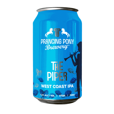 Prancing Pony The Piper West Coast IPA